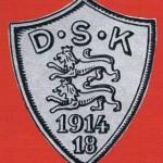 Logo for: DSK - Dansksindede Sønderjyske Krigsdeltagere